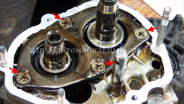 Фото №21 - ремонт коробки передач на ВАЗ 2110 своими руками