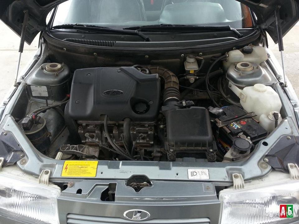 Фото №12 - как поменять регулятор давления топлива на ВАЗ 2110 8 клапанов
