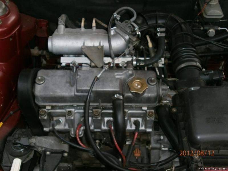 Фото №3 - инжекторный двигатель на ВАЗ 2110