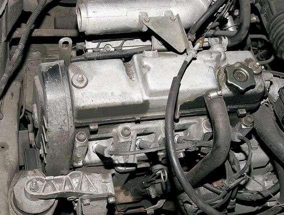 Фото №28 - как поменять регулятор давления топлива на ВАЗ 2110 8 клапанов