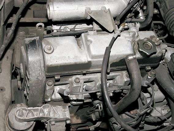 Фото №19 - ВАЗ 2110 8 клапанов инжектор замена форсунок