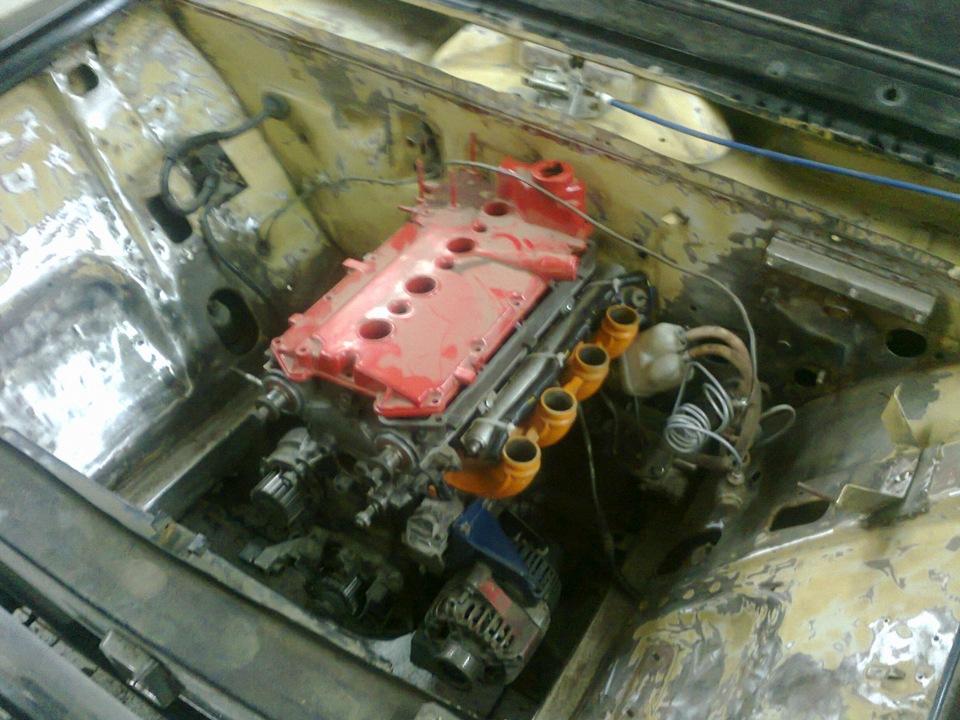 Фото №24 - стук в двигателе ВАЗ 2110 16 клапанов на горячем двигателе