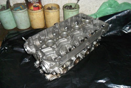Фото №3 - ВАЗ 2110 16 клапанов двигатель 1 5 датчик детонации