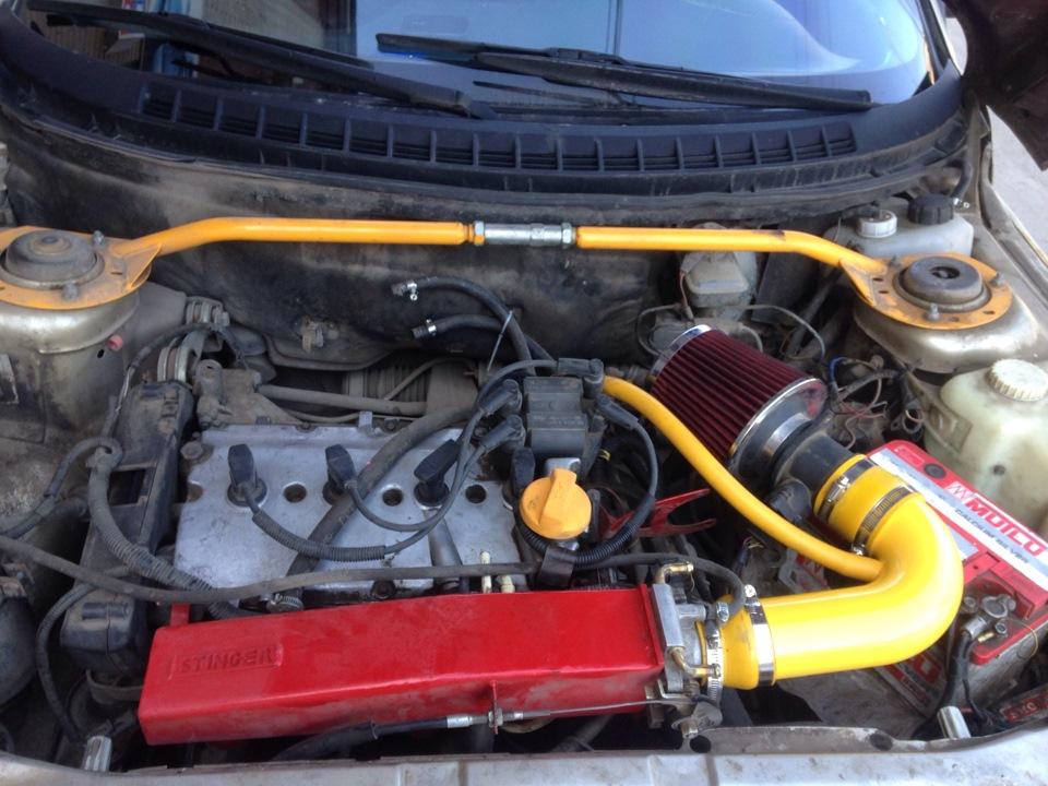 Фото №14 - ВАЗ 2110 16 клапанов двигатель 1 5 датчик детонации