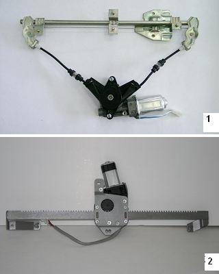 Фото №3 - замена тросика стеклоподъемника ВАЗ 2110