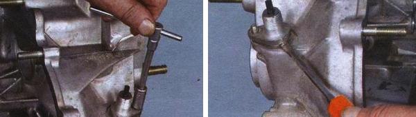 Фото №2 - замена привода спидометра ВАЗ 2110