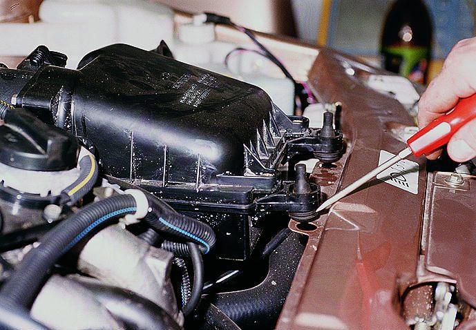 Фото №35 - воздушный фильтр на ВАЗ 2110