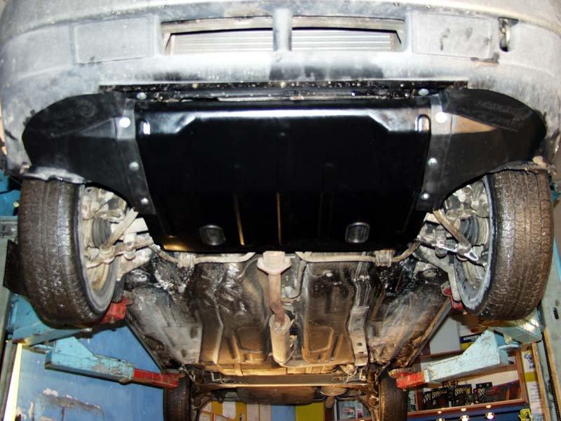 Фото №24 - защита поддона картера двигателя ВАЗ 2110