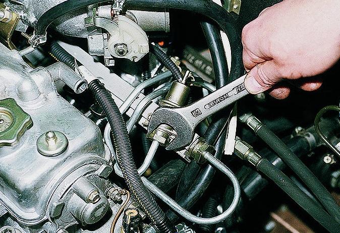 Фото №12 - слабое давление в топливной системе ВАЗ 2110