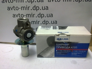 Фото №7 - замена шарнира привода кпп ВАЗ 2110