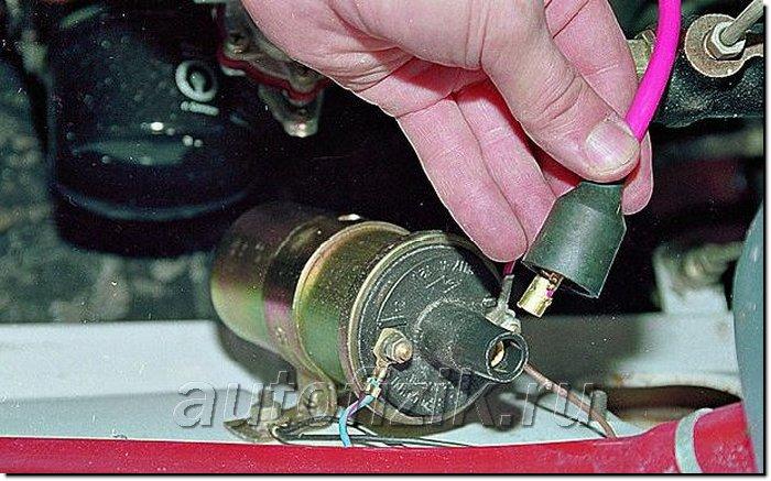 Фото №20 - ВАЗ греется катушка зажигания 2110