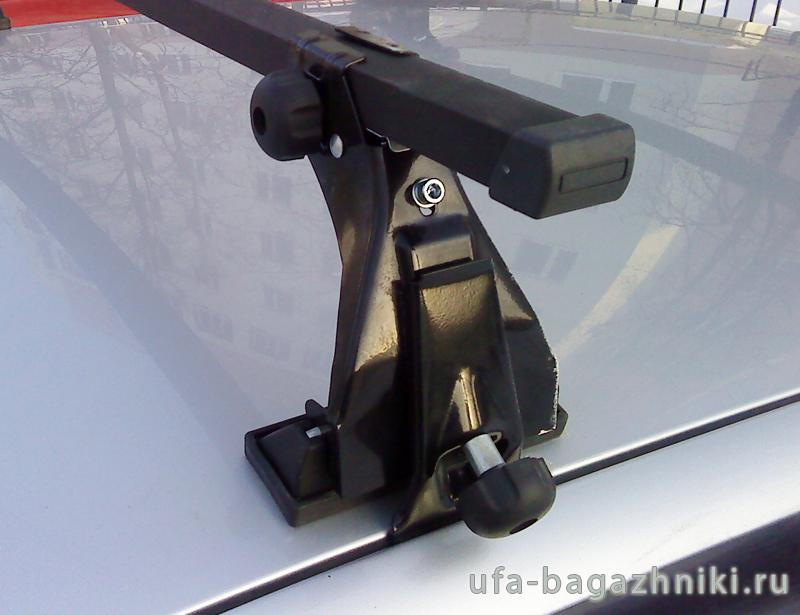 Фото №9 - багажник на ВАЗ 2110 на крышу