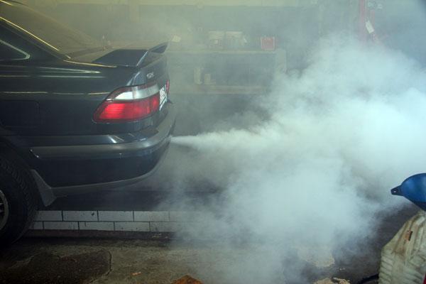 Фото №20 - белый дым из выхлопной трубы ВАЗ 2110