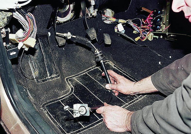 Фото №16 - пропало сцепление на ВАЗ 2110