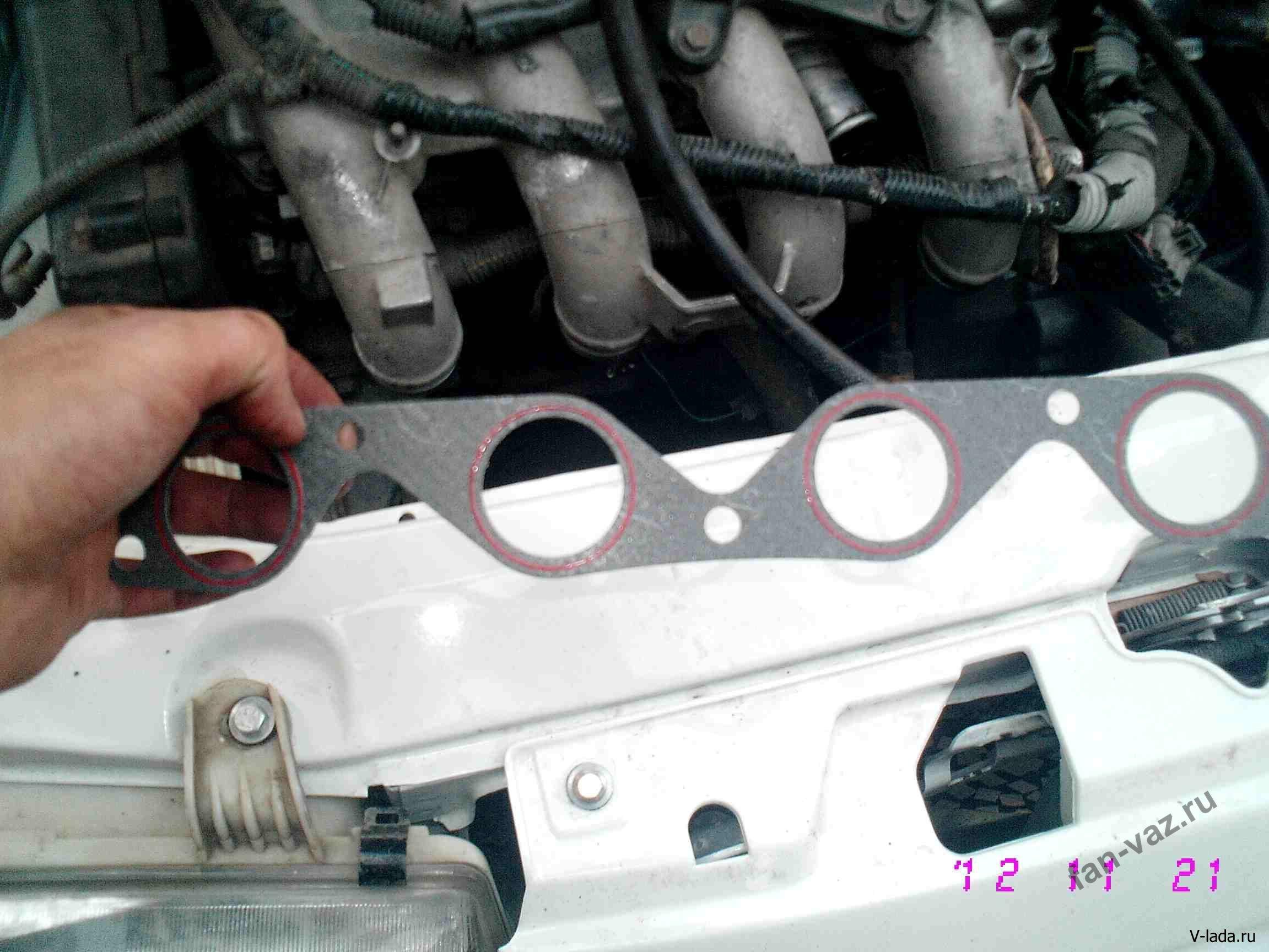 Фото №7 - установка гбо на ВАЗ 2110 16 клапанов