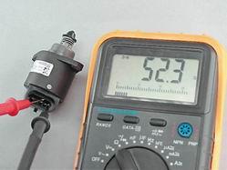 Фото №12 - как проверить мультиметром рхх ВАЗ 2110