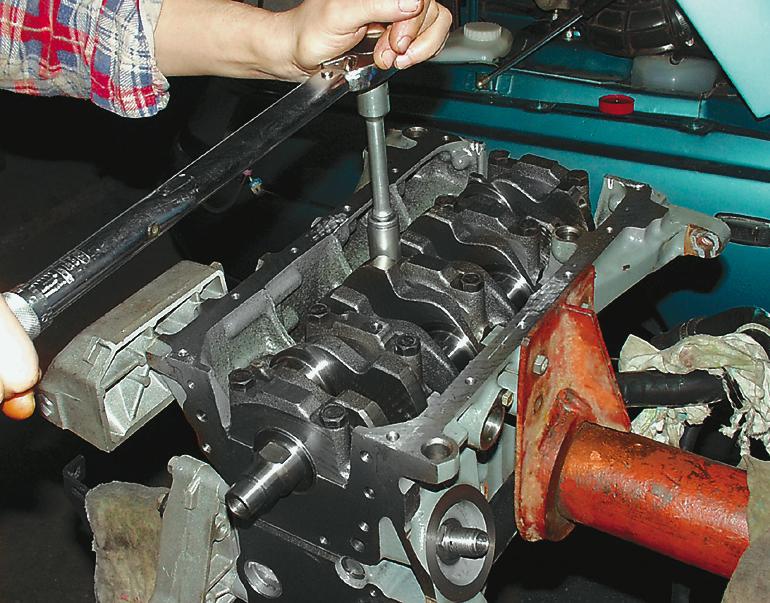 Фото №4 - ремонт автомобиля ВАЗ 2110 своими руками