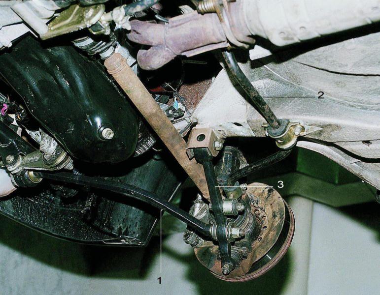 Фото №3 - диагностика подвески ВАЗ 2110 своими руками