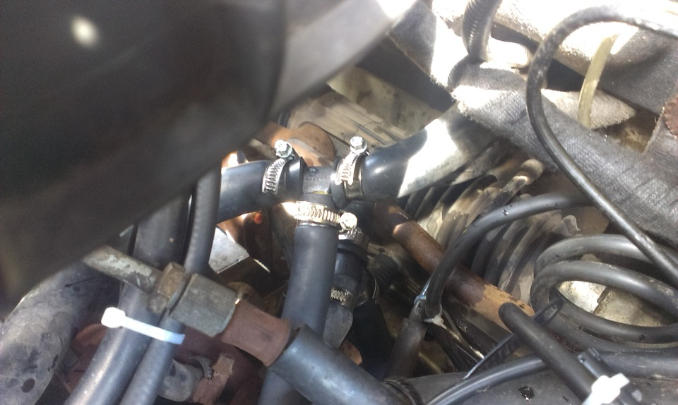Фото №18 - установка гбо на ВАЗ 2110 16 клапанов