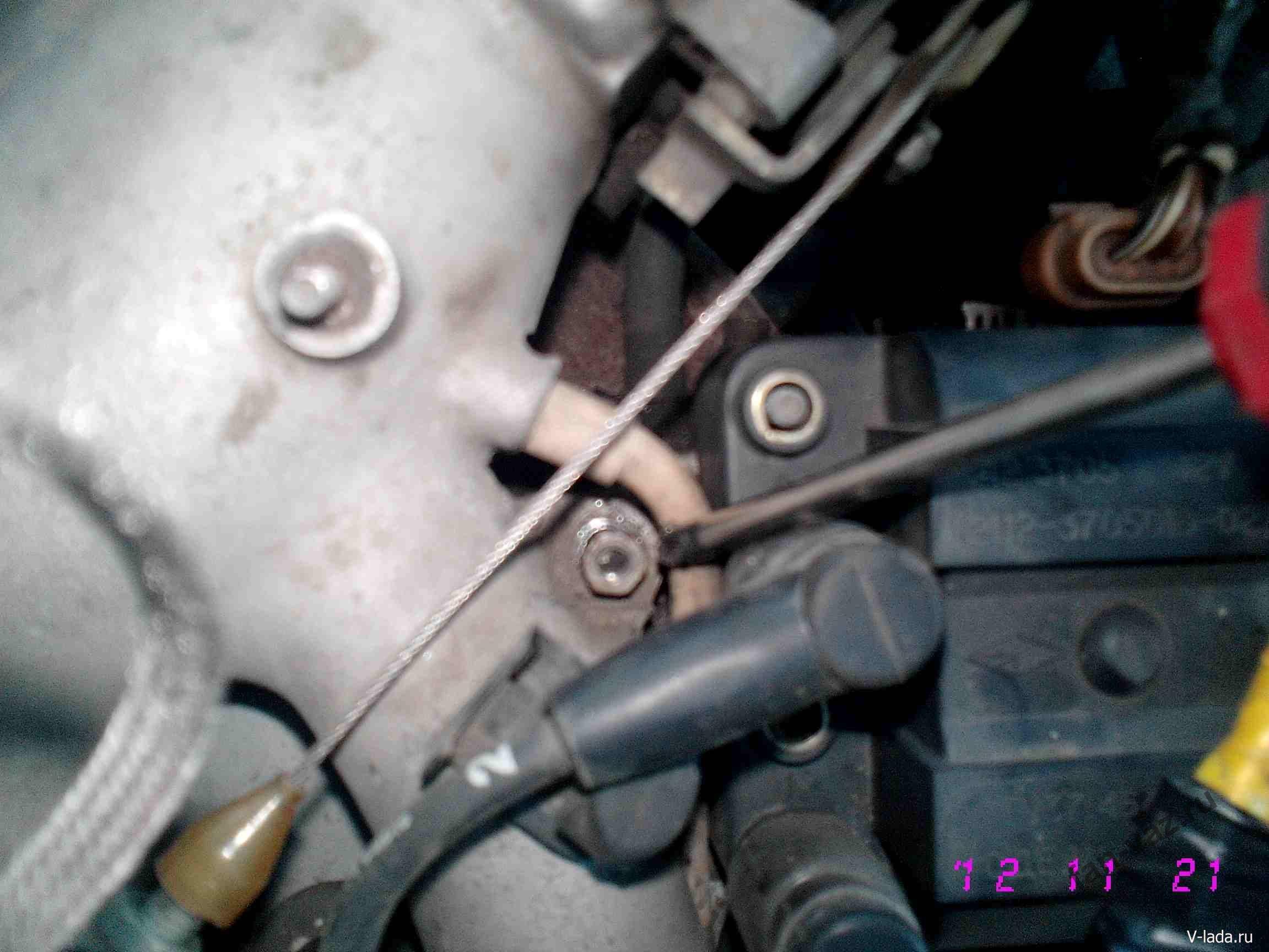 Фото №23 - установка гбо на ВАЗ 2110 своими руками