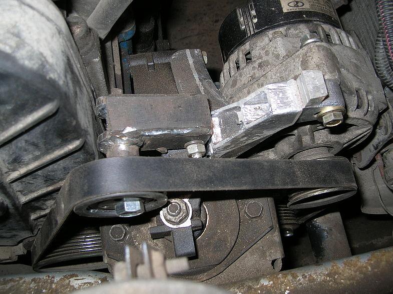 Фото №18 - установка гур на ВАЗ 2110 своими руками
