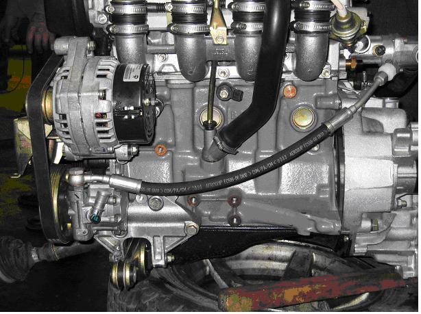 Фото №25 - установка гур на ВАЗ 2110 своими руками