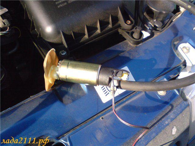 Фото №9 - чистка инжектора ВАЗ 2110 своими руками