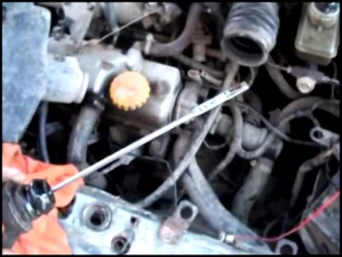 Фото №1 - шум в двигателе ВАЗ 2110