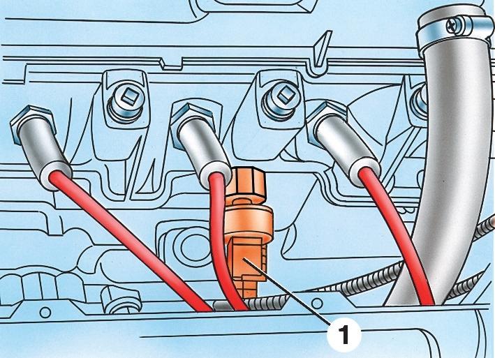 Фото №13 - неисправность датчика топлива ВАЗ 2110