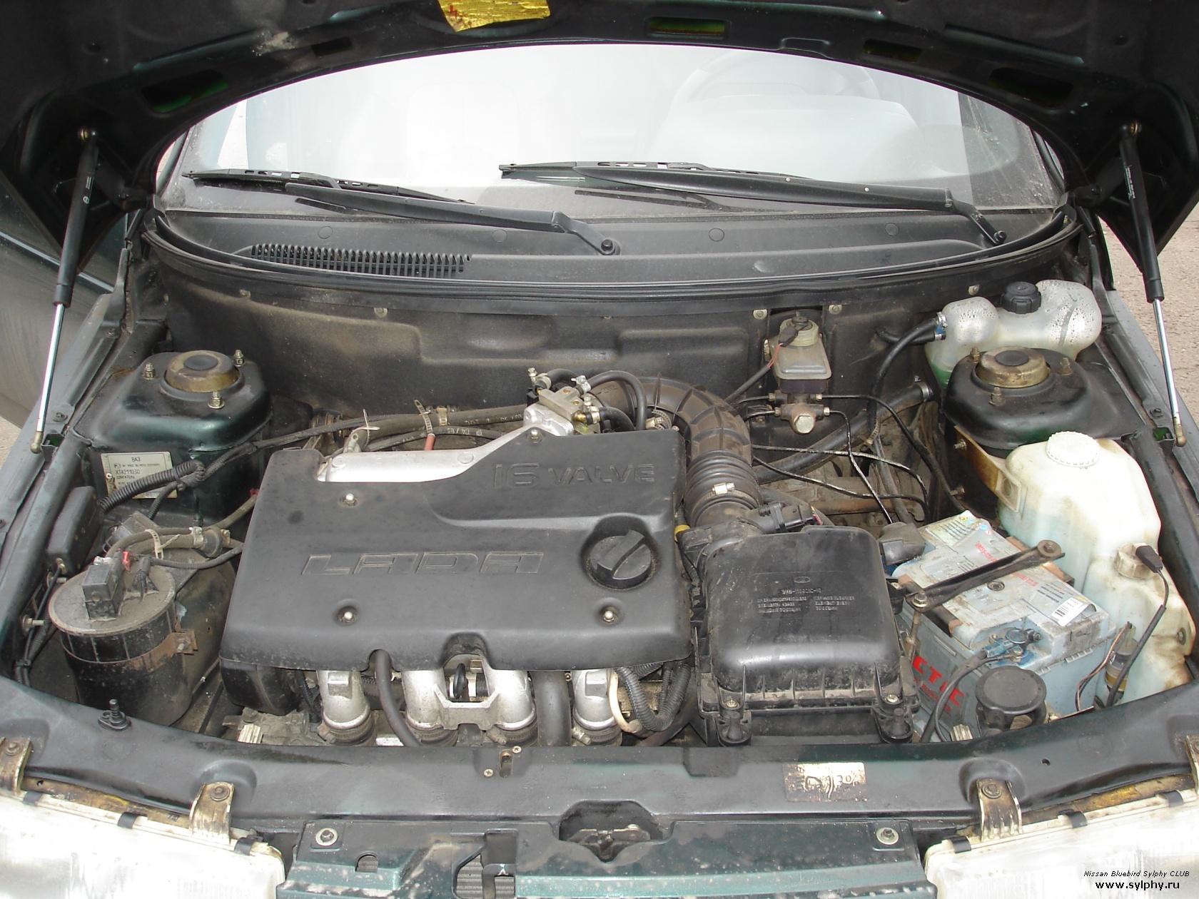 Фото №8 - как выглядит инжектор на ВАЗ 2110