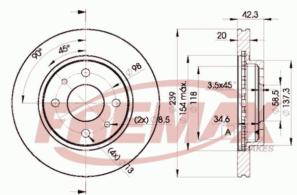 Фото №18 - толщина нового тормозного диска ВАЗ 2110