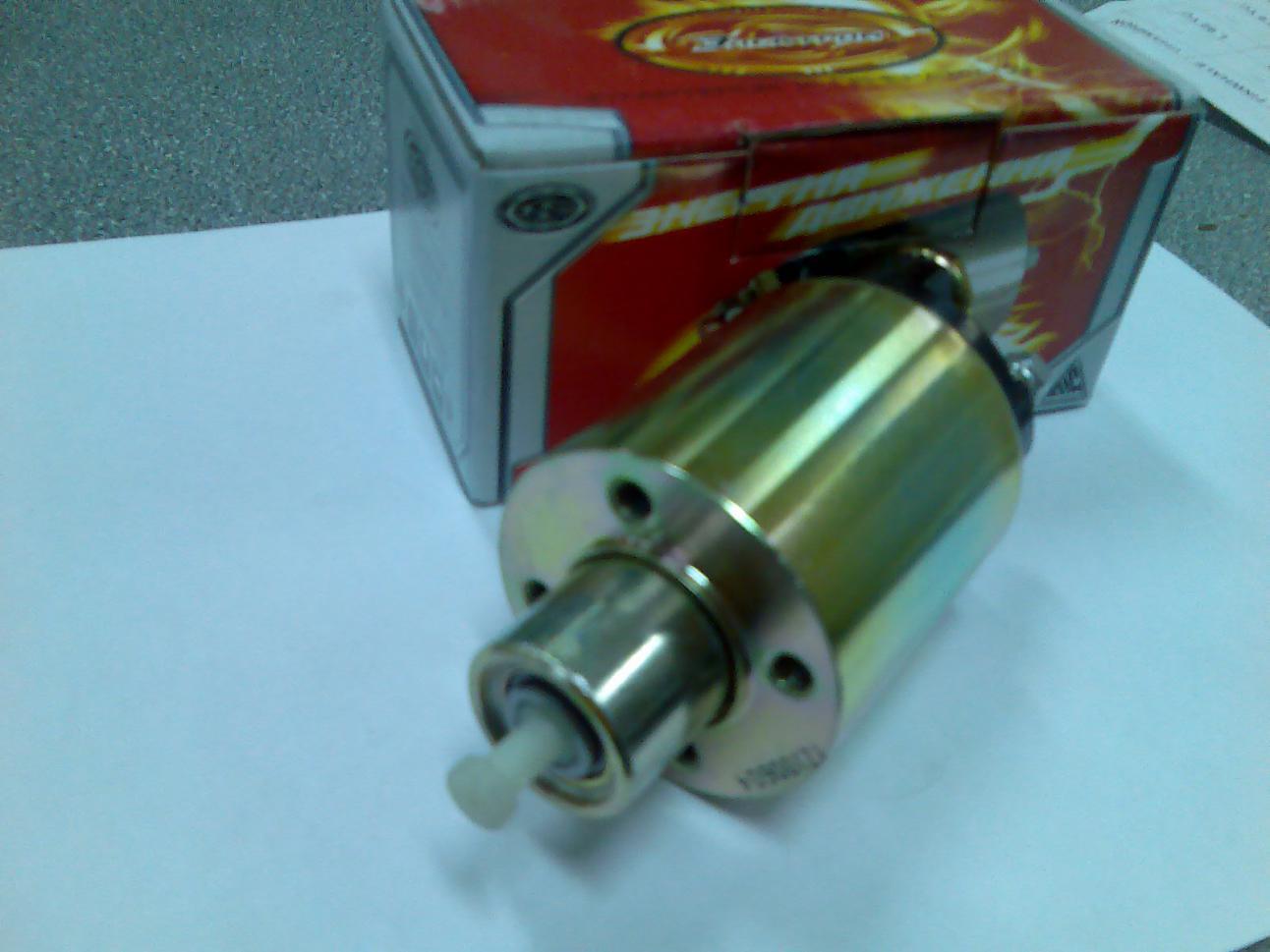 Фото №15 - устройство втягивающего реле стартера ВАЗ 2110