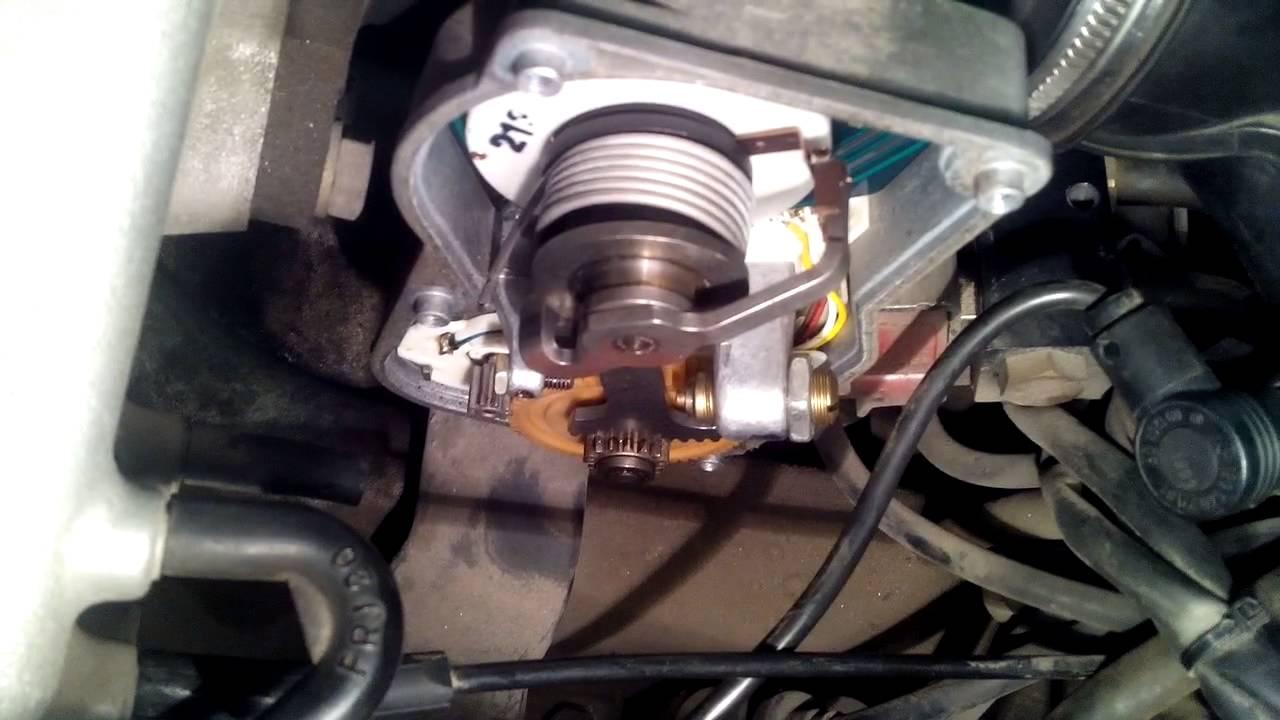 Фото №2 - ВАЗ 2110 электронная педаль газа