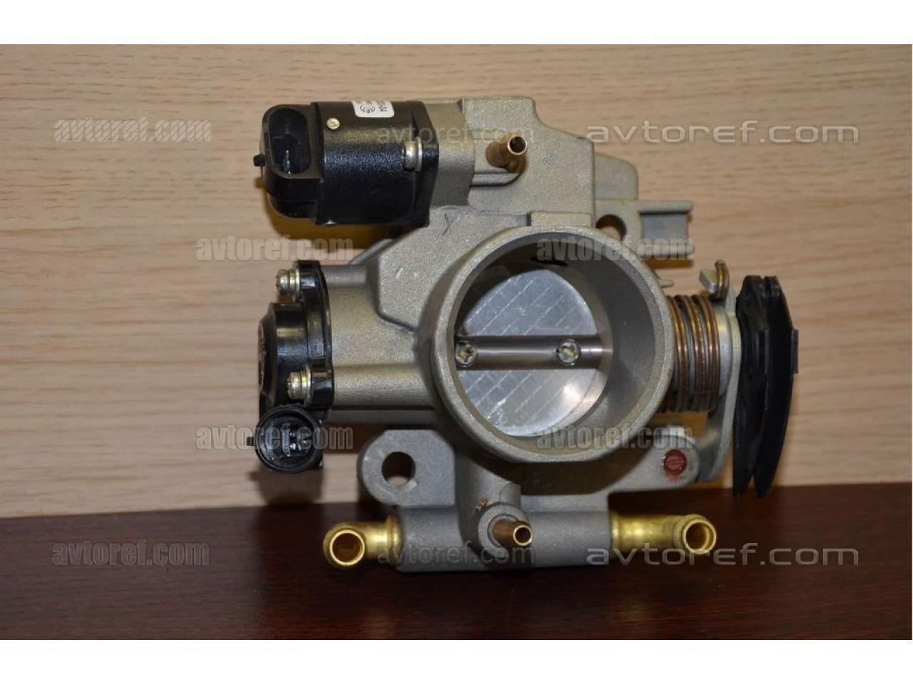 Фото №16 - дроссельная заслонка на ВАЗ 2110 16 клапанов