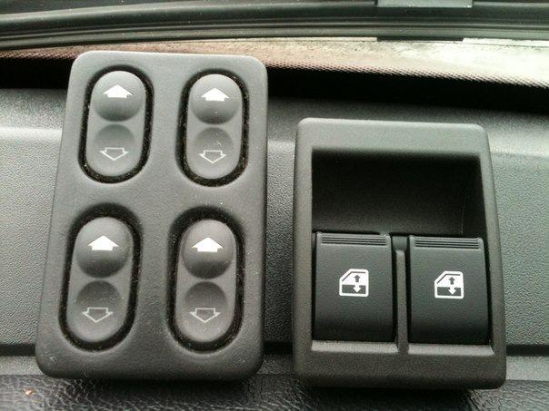 Фото №3 - ремонт кнопки стеклоподъемника ВАЗ 2110