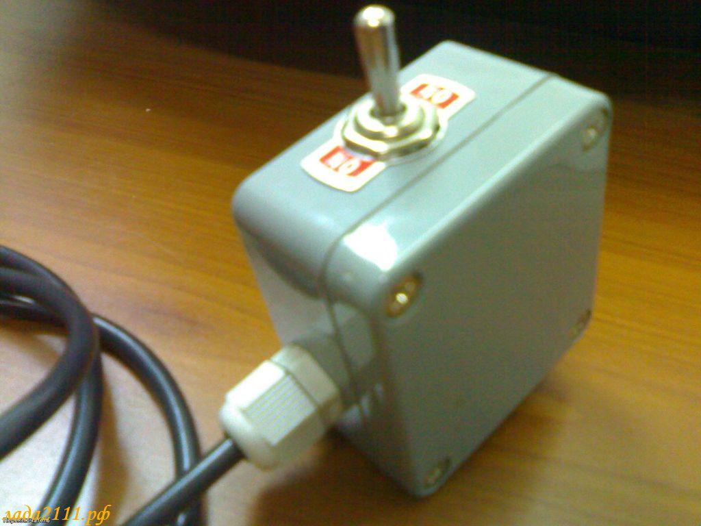 Фото №1 - 3 х уровневый регулятор напряжения ВАЗ 2110