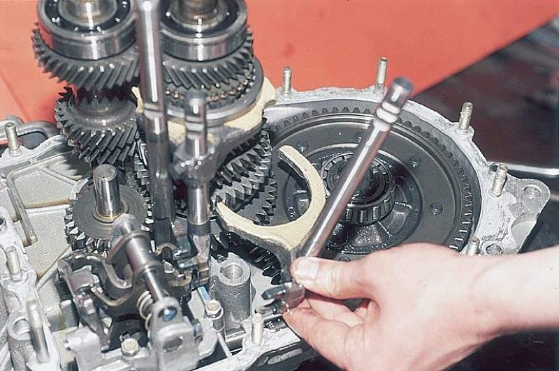 Фото №19 - ремонт 2 передачи ВАЗ 2110