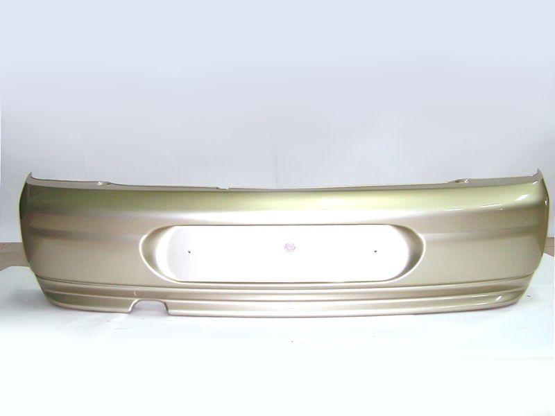 Фото №1 - как покрасить бампер на ВАЗ 2110