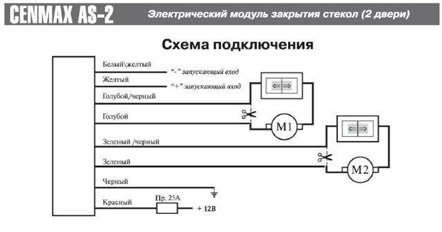 Фото №2 - установка доводчиков стеклоподъемников на ВАЗ 2110