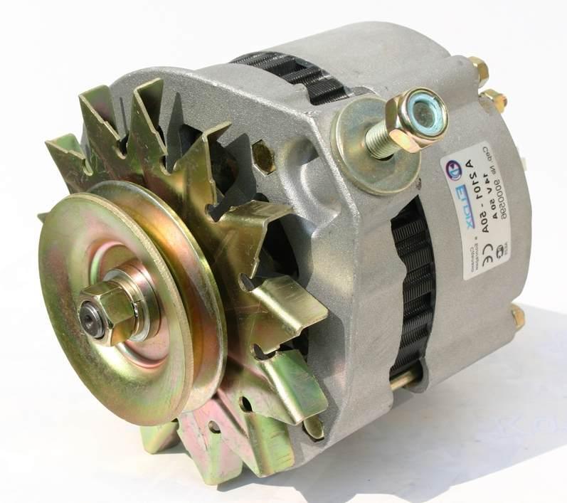 Фото №6 - генератор от ВАЗ 2110 на ВАЗ 2107