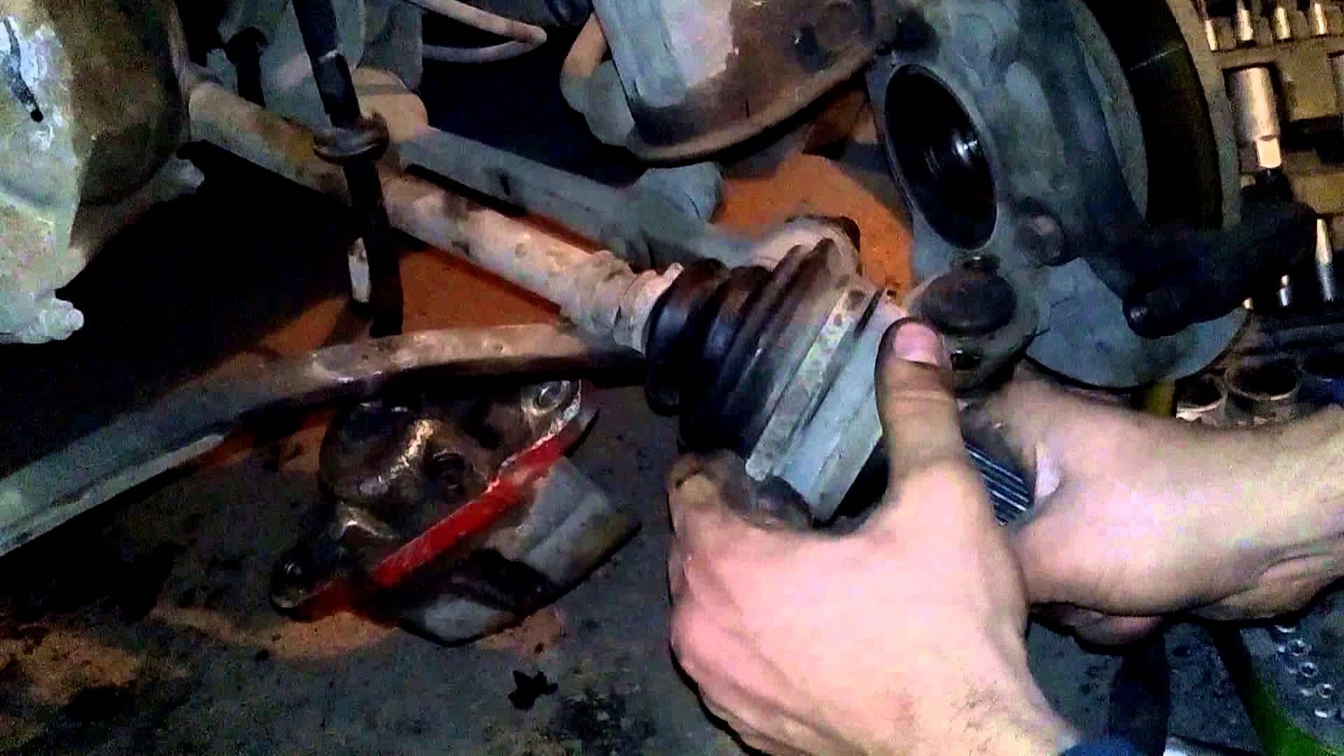 Фото №16 - замена наружной гранаты ВАЗ 2110 своими руками