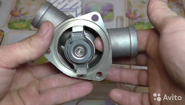 Фото №3 - как отремонтировать термостат на ВАЗ 2110