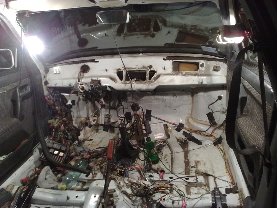 Фото №17 - шумоизоляция моторного отсека ВАЗ 2110