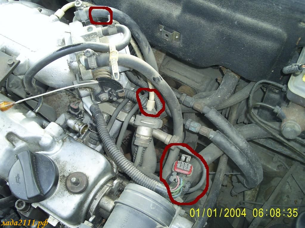 Фото №20 - неисправности ВАЗ 2110 инжектор 8 клапанов