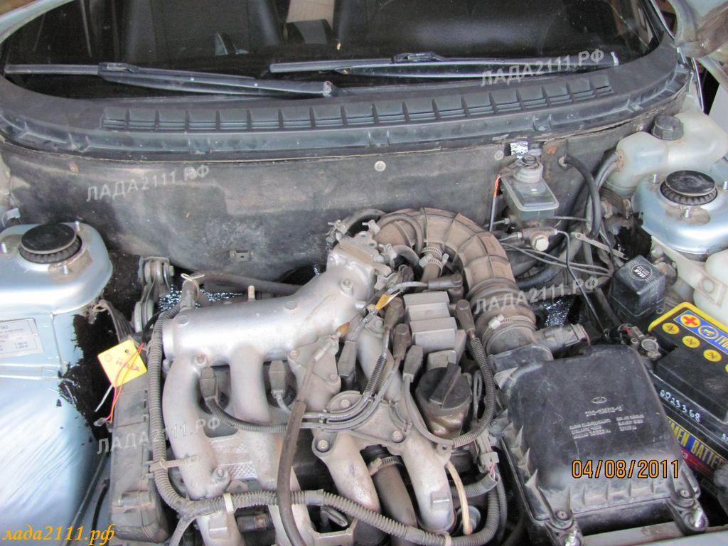 Фото №6 - инжекторный двигатель на ВАЗ 2110