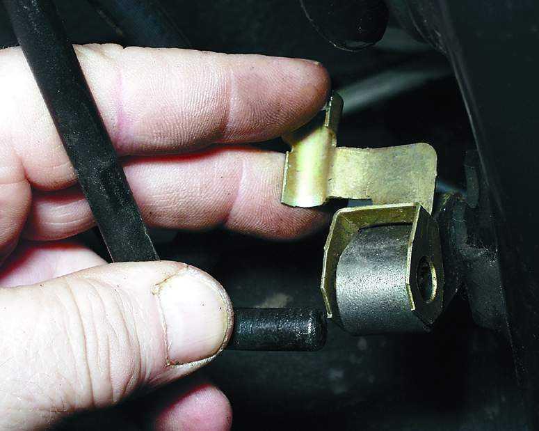 Фото №17 - ВАЗ 2110 регулятор давления