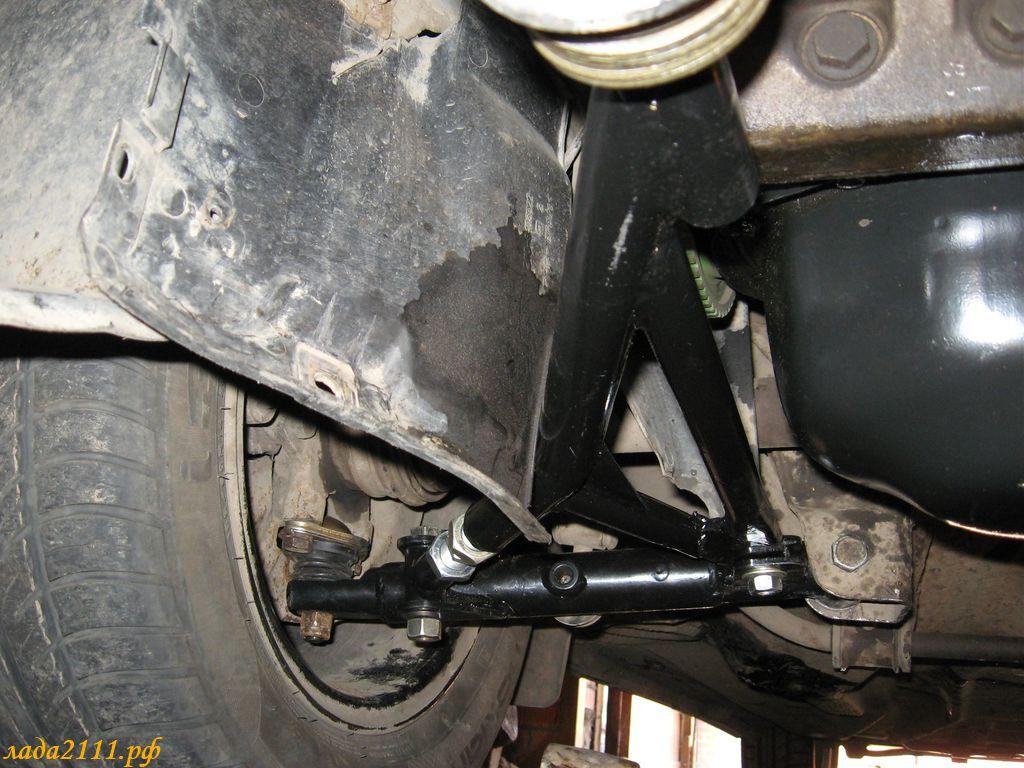 Фото №12 - как сделать на ВАЗ 2110 подвеску мягче