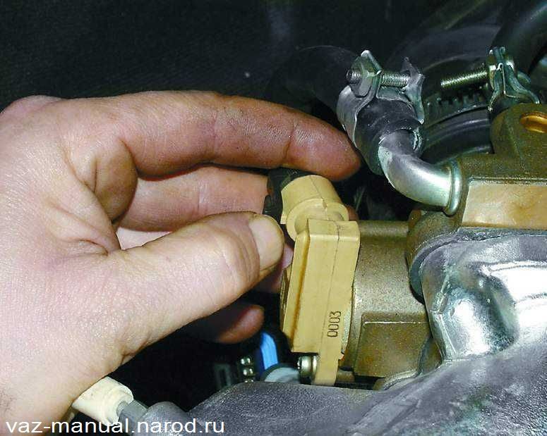 Фото №12 - как проверить датчик топлива ВАЗ 2110