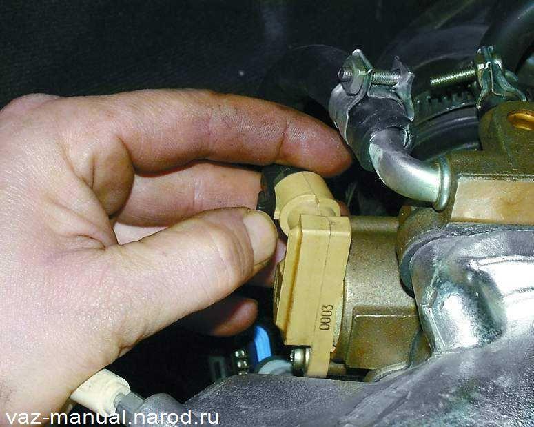 Фото №30 - неисправность датчика топлива ВАЗ 2110