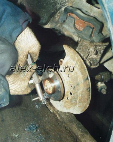Фото №2 - ВАЗ 2110 бьет током